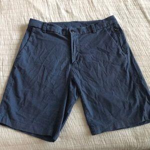 "Commission Slim 9"" shorts"